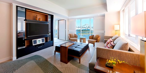 最大50%OFF ヒルトン国内外18ホテル スイートルーム含むプレミアム客室限定セール