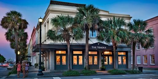 $169 -- 'World's Best' Charleston Hotel w/$25 Credit