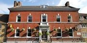 £119 -- Boutique Dorset Hotel Stay w/Tasting-Menu Dinner