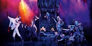 ab 72 € -- Top-Tickets für Tanz der Vampire, bis -13€