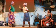 $45 -- Lupita Nyong'o in 'Eclipsed' on Broadway