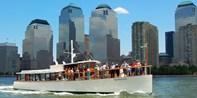 $65 -- Architecture Cruise Around Manhattan w/Drink