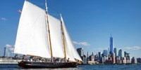 ¥278 -- 8.3折 纽约曼哈顿单人2小时帆船之旅 赏曼哈顿恢弘天际线