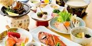¥9,504 -- 熱海オーシャンビュー客室&金目鯛丸ごと1匹・鮑含む2食付&10特典