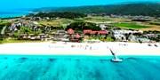 ¥17,000 -- 沖縄 大自然に囲まれたデラックスリゾート コテージ泊 選べる2食付&ラウンジ利用可 1室9千得