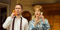 £49 -- West End: Alan Ayckbourn Comedy & Dinner at The Savoy