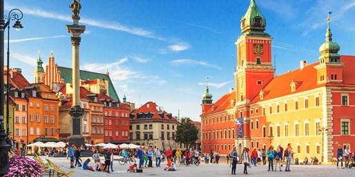 ab 107 € -- Flüge nach Polen, New York und Tokio reduziert