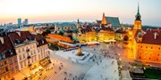 $207* & up -- Eastern Europe Spring Fare Sale, Each Way