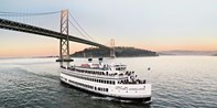 $129 -- SF: Scenic Brunch Cruise for 2 w/Bay Views, 33% Off