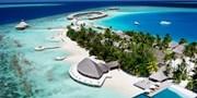 ab 1522 € -- Malediven: 1 Woche Traumurlaub & Flug, -40 %