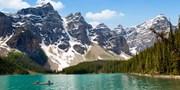 1379 € -- 2 Wochen Camperreise durch Kanada mit Flug, -510 €