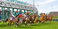 $19 -- Spring Race Weekends at Hawthorne, Reg. $40.50