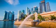 £2289pp -- 25-Night All-Inc Auckland to Singapore w/Stays