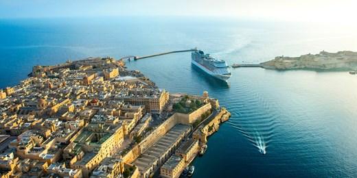 £449pp -- 7-Night Mediterranean Cruise inc BA Flights