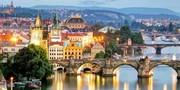 ¥398,000 -- ヨーロッパ美都市周遊7日間 ビジネス×5つ星×1等席 専用送迎+朝食