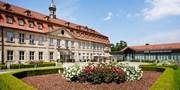 114 € -- Bamberg: 3 Tage im Schlosshotel mit Dinner, -34%