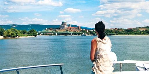 629 € -- Donau-Kreuzfahrt ab Passau mit All Inclusive