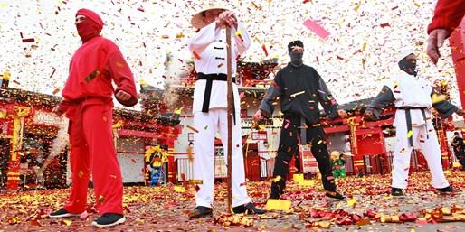 LEGOLAND California: LEGO NINJAGO World Now Open