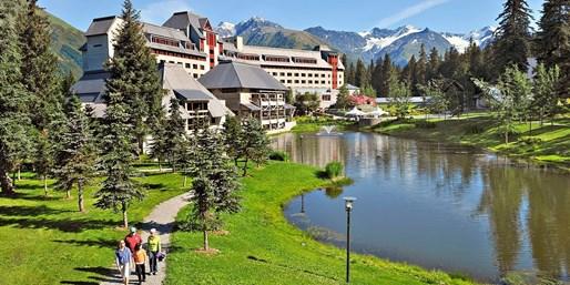 $193 -- Alaska's No. 1 Hotel in Summer, 40% Off