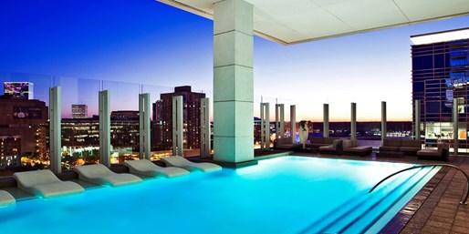 $149-$179 -- Atlanta W Hotel Stay w/Drinks & Parking Credit