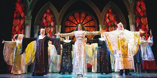 $49 -- 'Sister Act' Musical in Philadelphia, Reg. $95