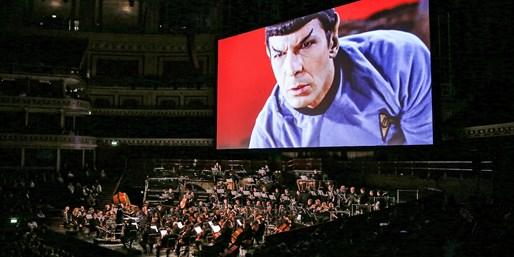 Hartford: 'Star Trek' w/Live Symphony, Save 50%