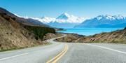 ab 4389 € -- Neuseeland inkl. Nationalparks & Steward Island