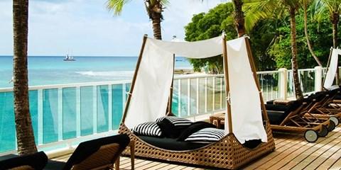 £999pp -- Barbados 4-Star All-Inc Escape w/Turtle Swim & Spa