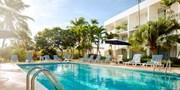 £64 -- Barbados: Hotel Stay near Dover Beach, Save 40%