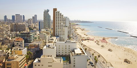 £349pp -- Israel: 4-Night Tel Aviv Break w/Flights & Tour