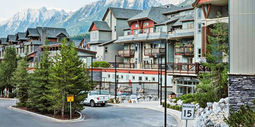 $71 -- Rockies: Canmore Suite in Ski Season, $60 Off