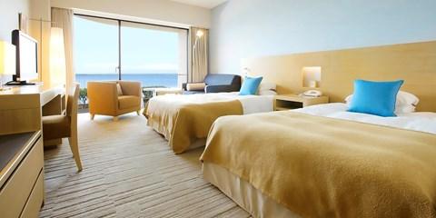 $138 -- Ocean View Onsen Resort nr Tokyo inc Extras, 44% Off