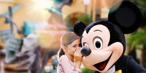 £169pp -- Disneyland Paris 4-Night Holiday w/Eurotunnel