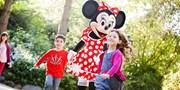 £279 -- 2-Night Disneyland Paris Holiday (per Family)