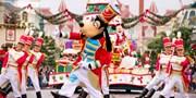 £799 -- Christmas Disneyland Paris Break w/Flts (per Family)