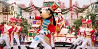 £799 -- Christmas Disneyland Paris Break w/Flts (per Family)
