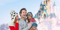 £199pp -- 4-Night Disneyland Paris Trip w/EuroStar (4-Share)