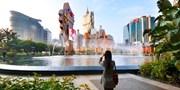 ab 1139 € -- Städtetrip: 1 Woche Macau & Hongkong mit Flügen