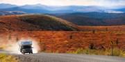 ab 2199 € -- Seattle nach Alaska: 25 Tage mit Camper & Flug