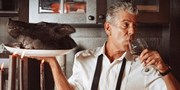 $37.50 -- Anthony Bourdain at Foxwoods in October
