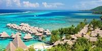 $2699 -- Tahiti & Moorea Holiday at #1 Sofitel, Save $1810