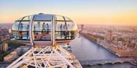 ¥418 -- 伦敦三大必玩景点套票 90天超长有效+免排队 老少皆宜 有儿童票可选