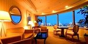 ¥22,500 -- 81%OFF 名門『帝国ホテル 大阪』 100平米絶景スイート&朝食ブッフェ付