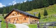 ab 320 € -- Sommer in Österreich: 1 Woche Hüttenurlaub