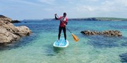 £45 -- Paddleboard Lesson for 2 in Padstow, Reg £100
