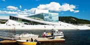 £10 & up -- Fly to Oslo Rygge from London (Return)