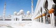 £269 & up -- Fly to Abu Dhabi from Manchester (Return)