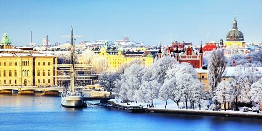£10 & up -- Flights to Scandinavia from London (Return)