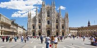 £30 & up -- Spring Flights to Milan from London (Return)