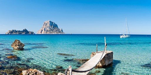 £38 & up -- Fly to Ibiza from 5 UK Airports (Return)